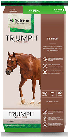 Triumph Senior Horse Feed