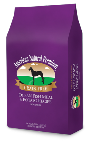 American Natural Premium Grain-Free Ocean Fish & Potato Recipe Dog Food