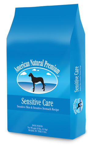 American Natural Premium Sensitive Care Recipe Dog Food