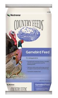 Country Feeds Gamebird