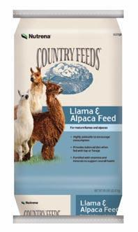 Country Feeds Llama & Alpaca Feed
