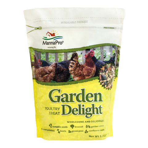 Manna Pro® Garden Delight™ Poultry Treat