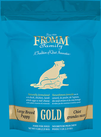 Large Breed Puppy Gold Food for Dogs