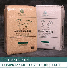 Dejno's All-Natural Animal Bedding Premium Pine Shavings