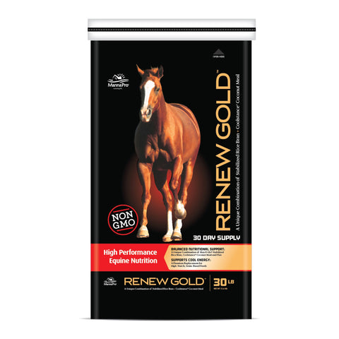 Renew Gold™ Horse Feed