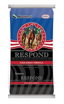 Respond High Grain Formula Horse Feed