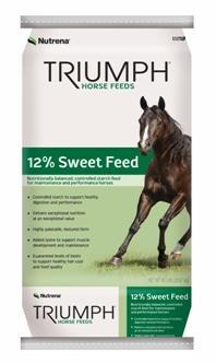 Triumph® 12% Sweet Horse Feed
