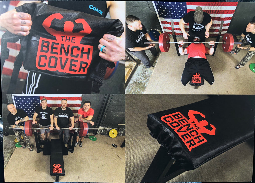 Bench Cover Flyers