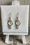Sterling Silver Earrings- $40
