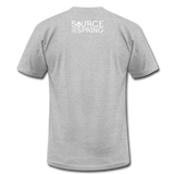 Silver Spring Fountain Shirt - heather gray