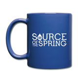 I ♥ Silver Spring Mug - royal blue