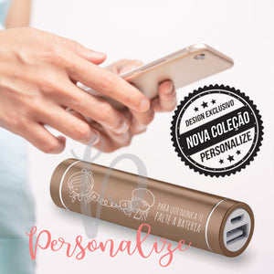 Power bank amigas Personalize