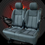 Ford Transit Custom Leather