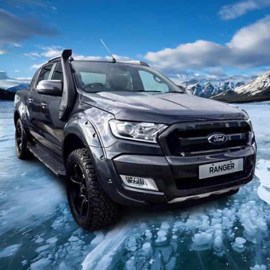 Ford Ranger Carbon WASP