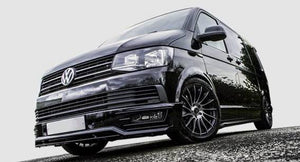 Swiss VW Transporter Sportline Splitter