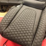 Ford Transit Custom Leather Nappa Hex