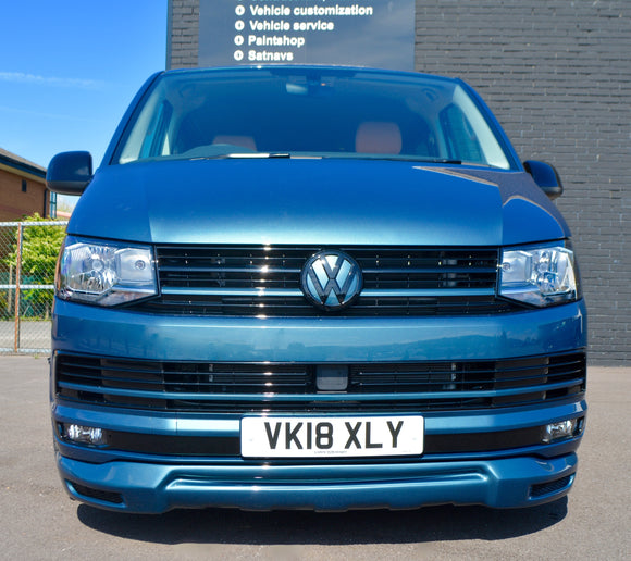 VW Transporter Front End Gloss