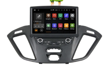 Ford Transit Custom Sync 3 Android