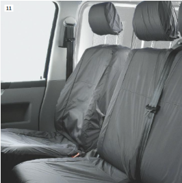Van Seat Covers