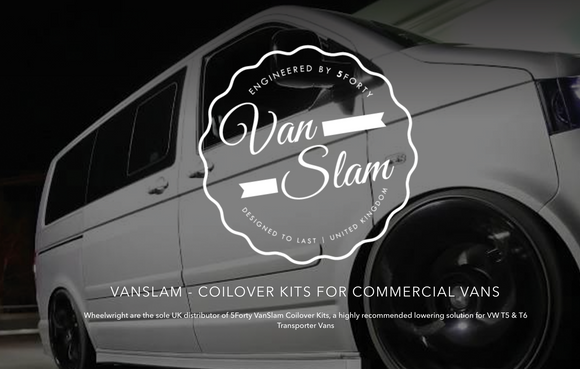 Vanslam Coilovers