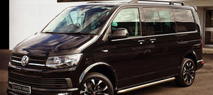 VW Transporter T6 Sidebars Chrome