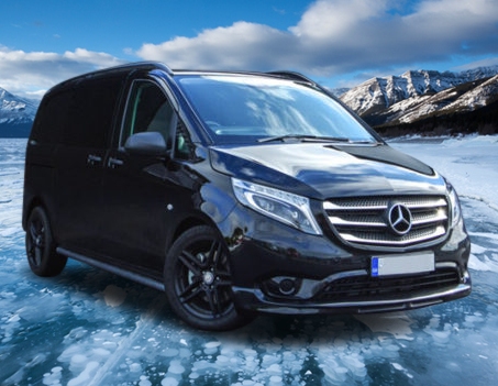 Mercedes Vito WASP Styling