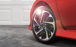 Alloy Wheel Armour