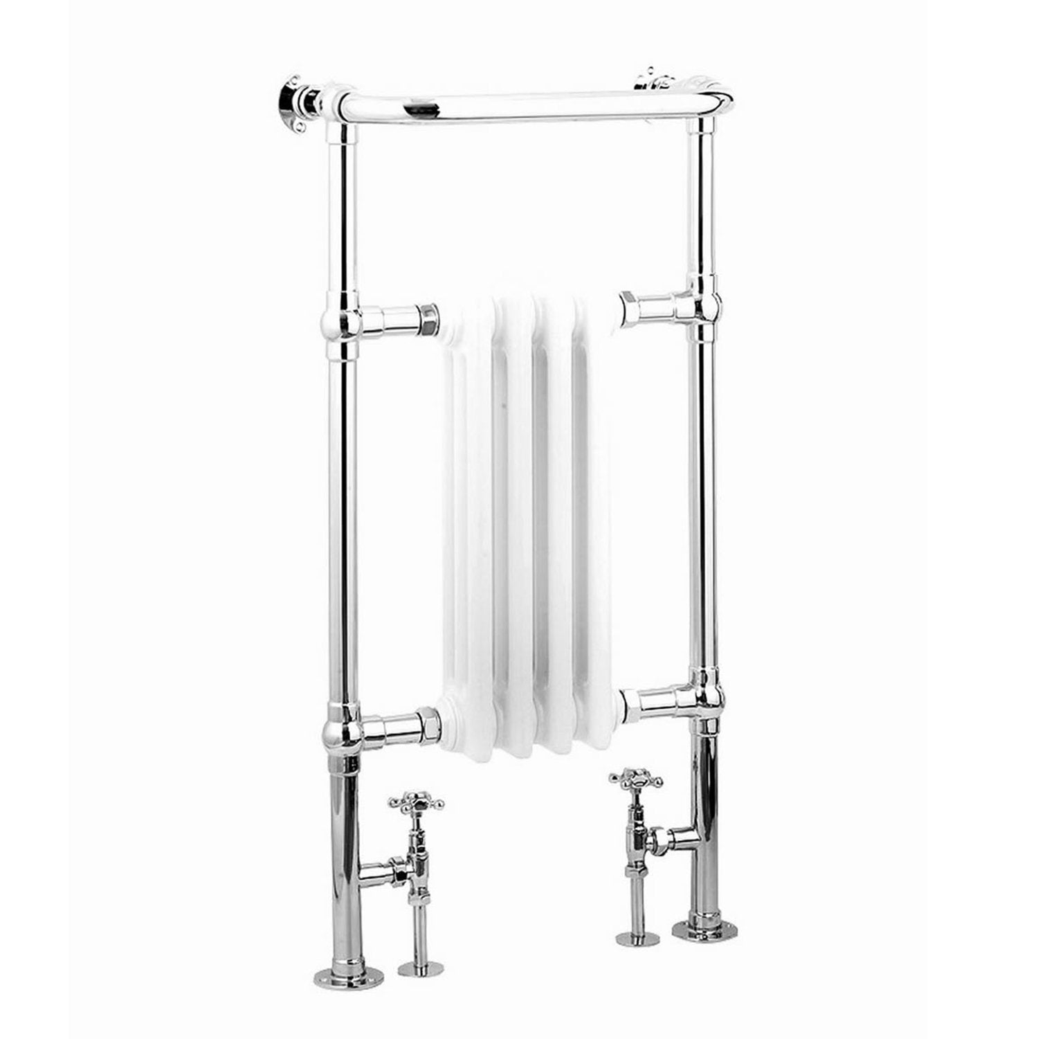 Reina Designer Alicia Traditional Heated Towel Rail Radiator