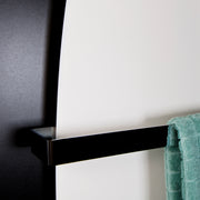 300mm Wide 1000mm High White, Black or Red Designer Heated Towel Rail Radiator Surf Style HTR