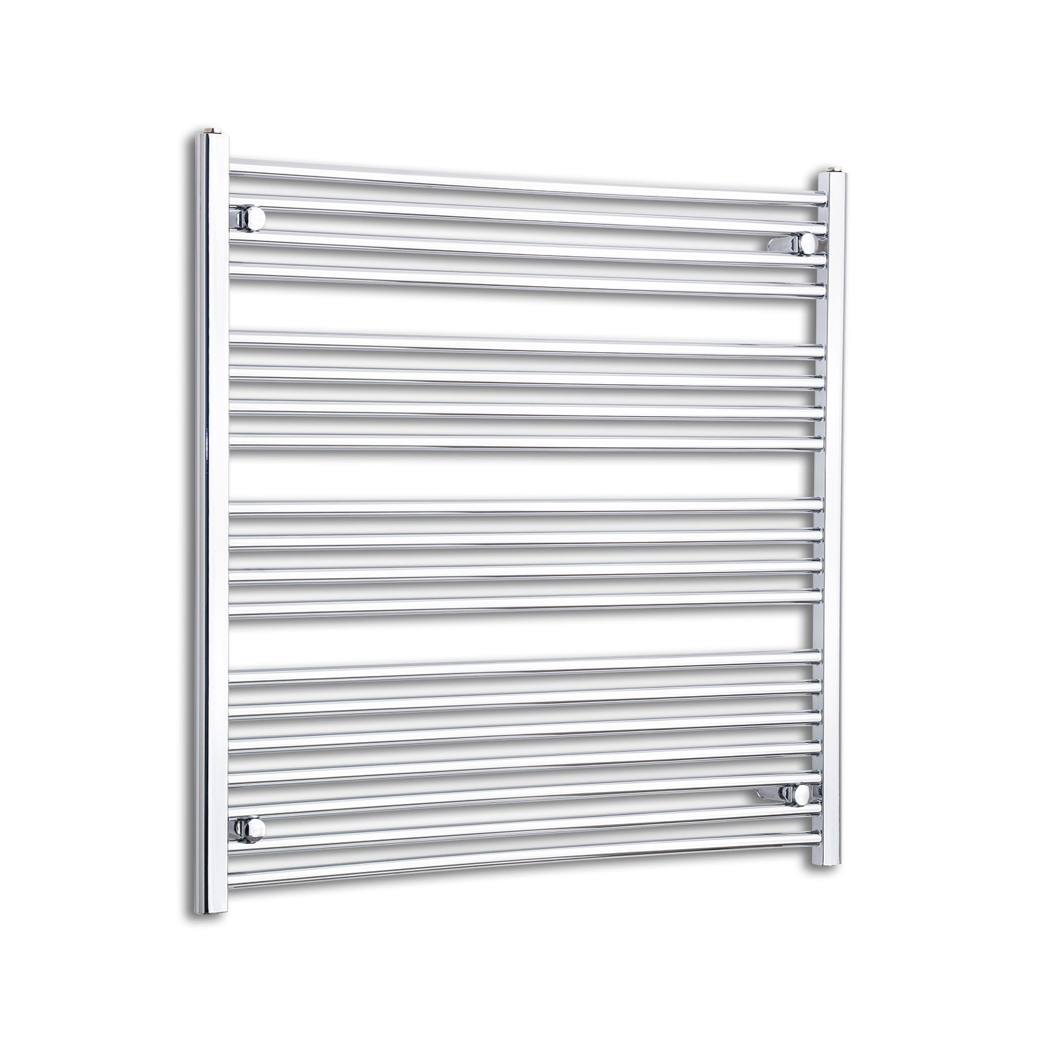 950mm Wide 1000mm High Flat Chrome Heated Towel Rail Radiator HTR,Towel Rail Only