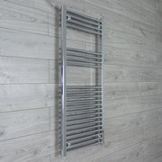 500mm Wide 1200mm High Straight Chrome Heated Towel Rail Radiator HTR,Towel Rail Only