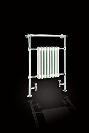 Reina Designer Victoria Traditional Heated Towel Rail Radiator
