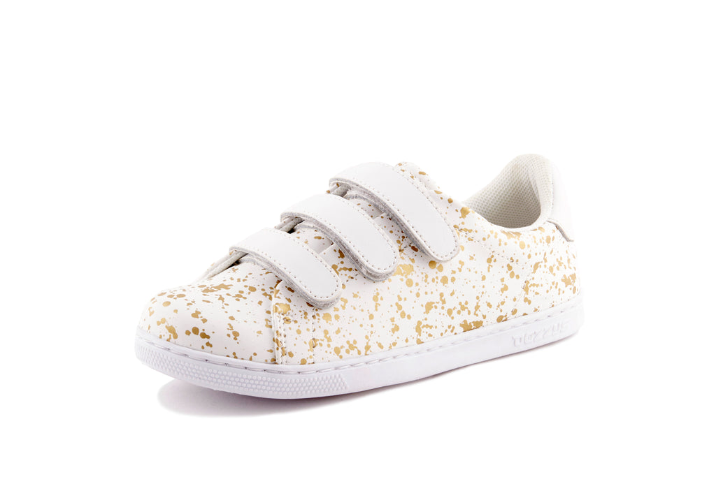 Calei Gold Splatter