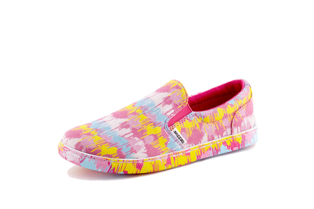 Melted Ice Cream Slip-On