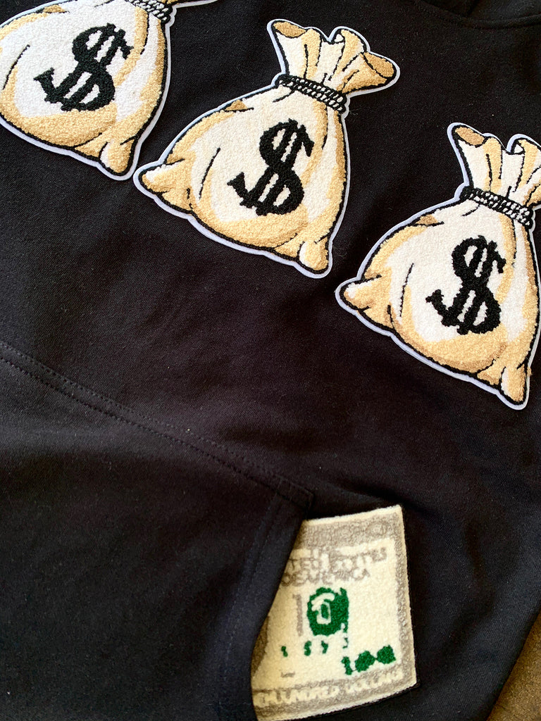 Money Bag $100 Hoodie