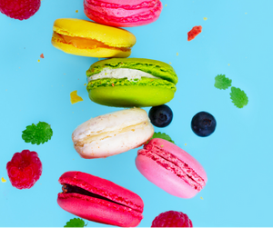 6 Yummy French Macarons Recipe