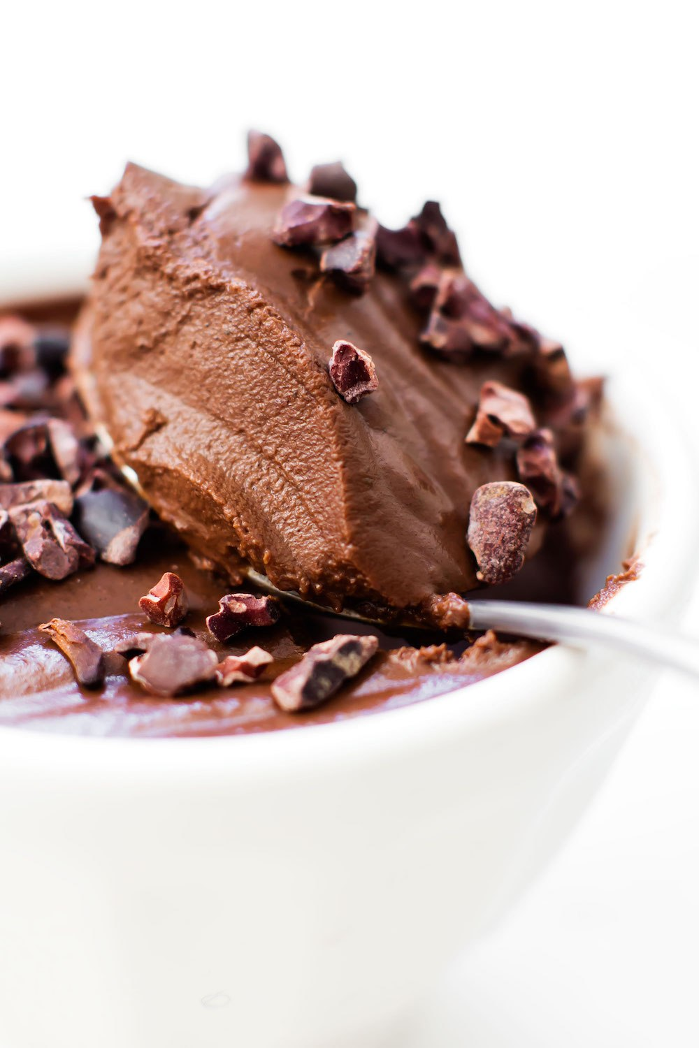 3 Ingredient Decadent Chocolate Pots - Vegan/Paleo