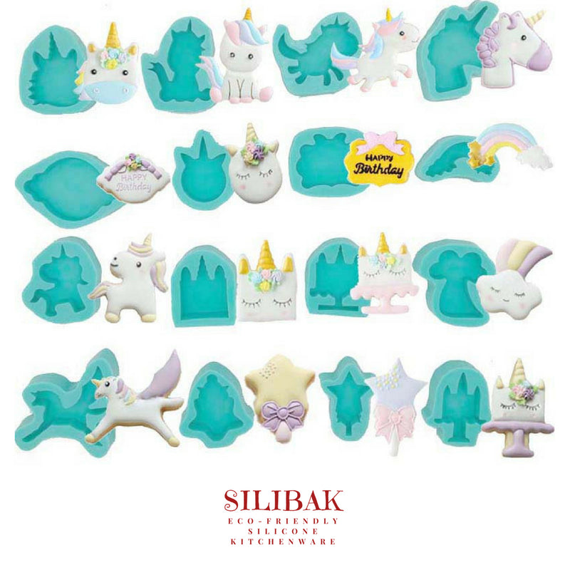 Unicorn Molds