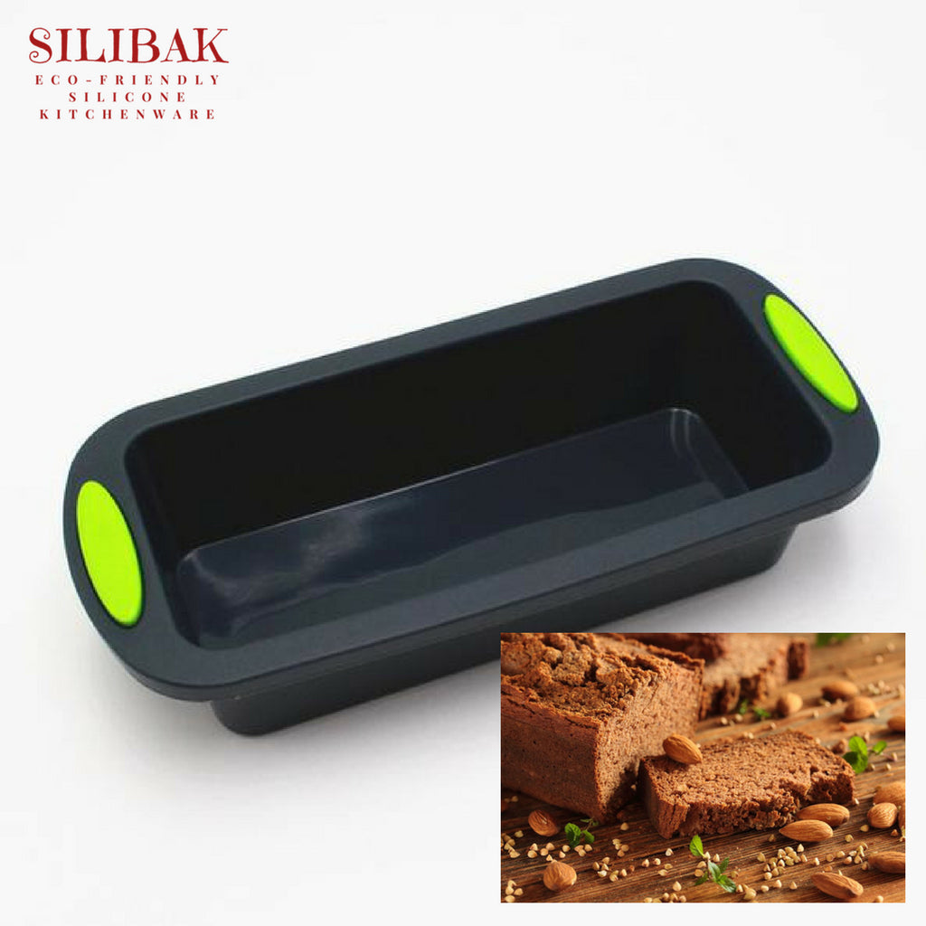 EASY FLEXIBLE ECO-FRIENDLY SILICONE CAKE & LOAF MOLD - SILIBAK