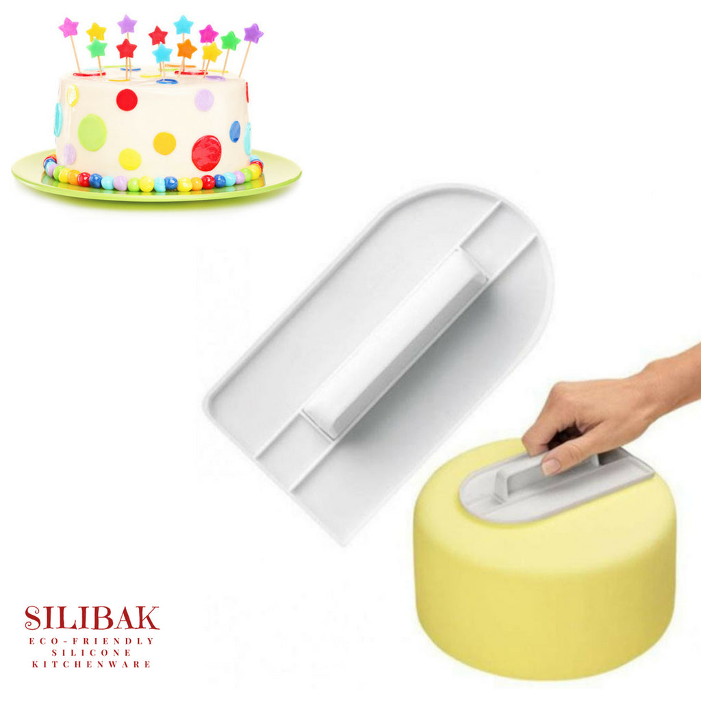 EASY HIGH QUALITY ECO-FRIENDLY CAKE POLISHER & SMOOTHER - SILIBAK