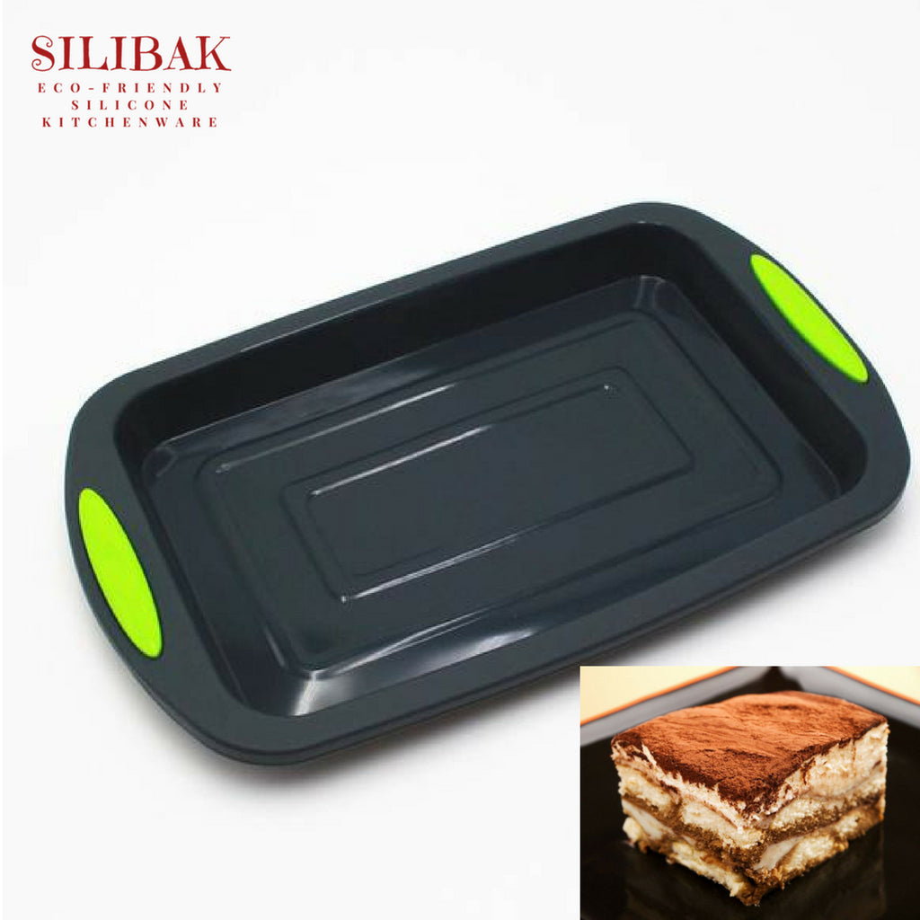 FLEXIBLE 3D VERY BIG ECO-FRIENDLY SILICONE PAN MOLD - SILIBAK