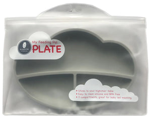 My Feeding Pal Plate - rockababy