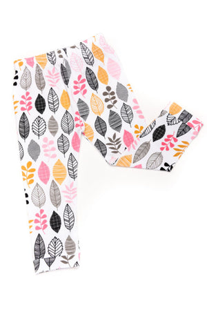 Organic Cotton Leggings | Blush + Bloom - rockababy