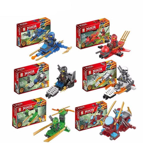 Ninjagoes Dragon Compatible avec Legoingly