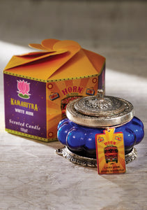 White Musk Kamasutra Soy Scented Candle