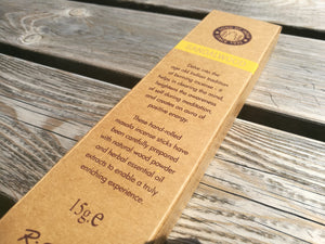 Sandalwood Organic Goodness Incense