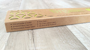 Vanilla Organic Goodness Incense