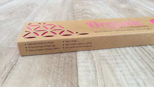 Rose Organic Goodness Incense