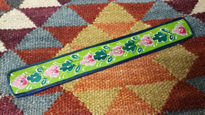 Hand Painted Incense Holder, Wooden