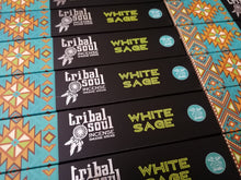 White Sage Tribal Soul Incense Sticks 15g